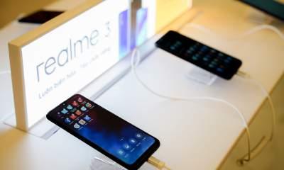 Realme3 39 400x240 - Realme 3 ra mắt tại Việt Nam, Isaac là đại diện thương hiệu