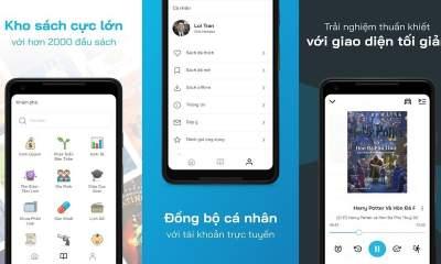 Sách Nói App featured 400x240 - Nghe đọc sách miễn phí trên Android với Sách Nói App