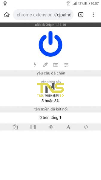 Screenshot 20190418 105721 338x600 - Dùng thử extension Chrome trên Kiwi Browser