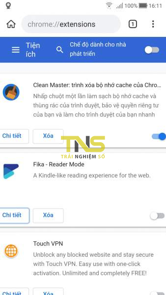 Screenshot 20190418 161147 338x600 - Dùng thử extension Chrome trên Kiwi Browser