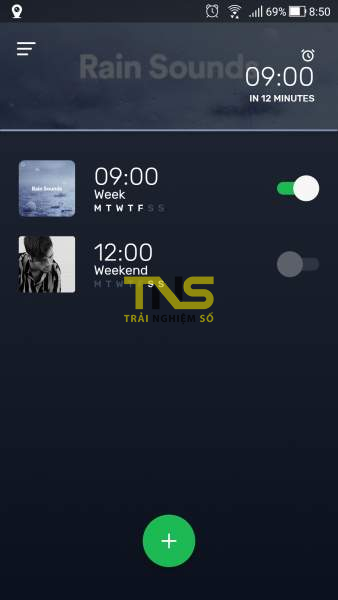 Screenshot 20190429 085031 338x600 - Báo thức với nhạc Spotify trên Android