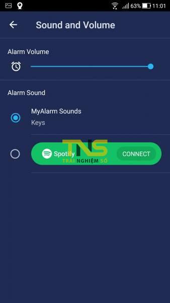 Screenshot 20190429 110139 338x600 - Báo thức với nhạc Spotify trên Android