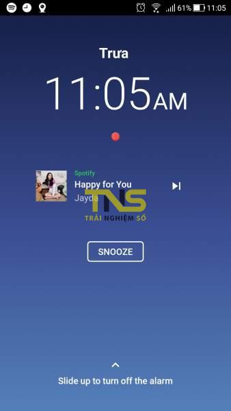 Screenshot 20190429 110546 338x600 - Báo thức với nhạc Spotify trên Android