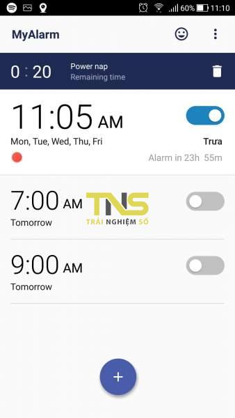 Screenshot 20190429 111034 338x600 - Báo thức với nhạc Spotify trên Android