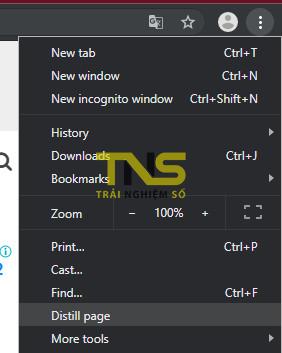 chrome enable reader mode 2 - Cách bật Reading mode mặc định trên Chrome (Distill page)