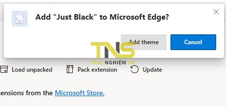 chrome theme edge 4 - Cách cài đặt theme trên Chrome vào Microsoft Edge Chromium