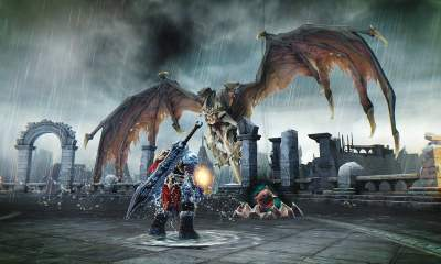 Đánh giá Darksiders Warmastered Edition (Switch)