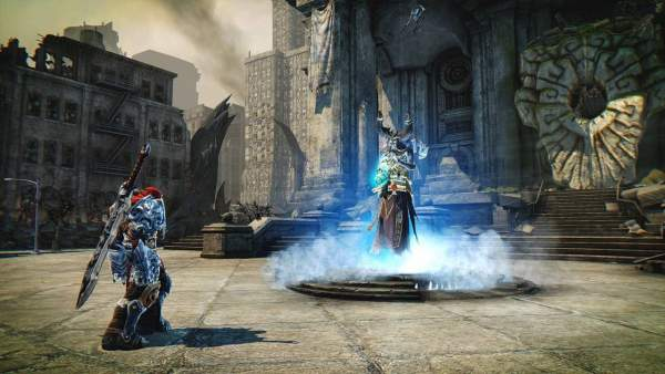 Đánh giá game Darksiders Warmastered Edition (Switch)