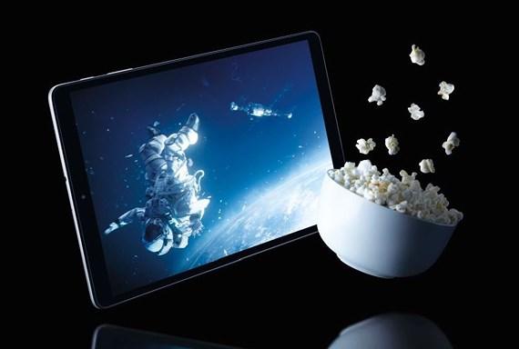 galaxy tab A10.1 - Loạt máy tính bảng Galaxy Tab mới ra mắt