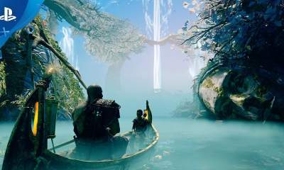 god of war theme featured 400x240 - Đang miễn phí theme God of War – Your Journey Awaits theme cho PS4