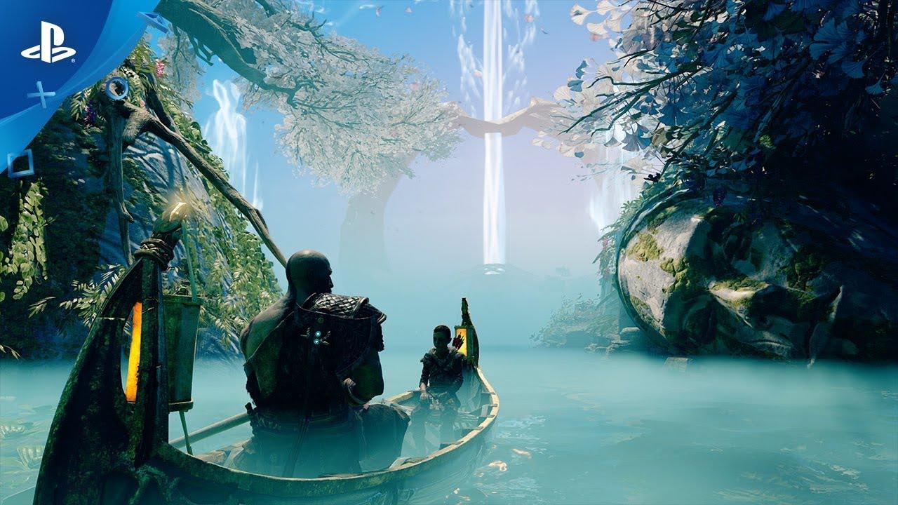 god of war theme featured - Đang miễn phí theme God of War – Your Journey Awaits theme cho PS4