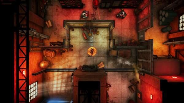 gods trigger screenshot 1 600x338 - Đánh giá game God's Trigger - thiên thần và ác quỷ