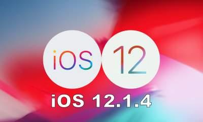 ios 12 1 4 featured 400x240 - iOS 12.1.4 chính thức bị khoá sign