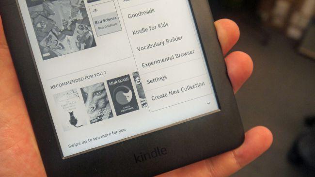 kindle fire restart 1 - Cách khởi động lại hoặc reset máy Kindle của bạn