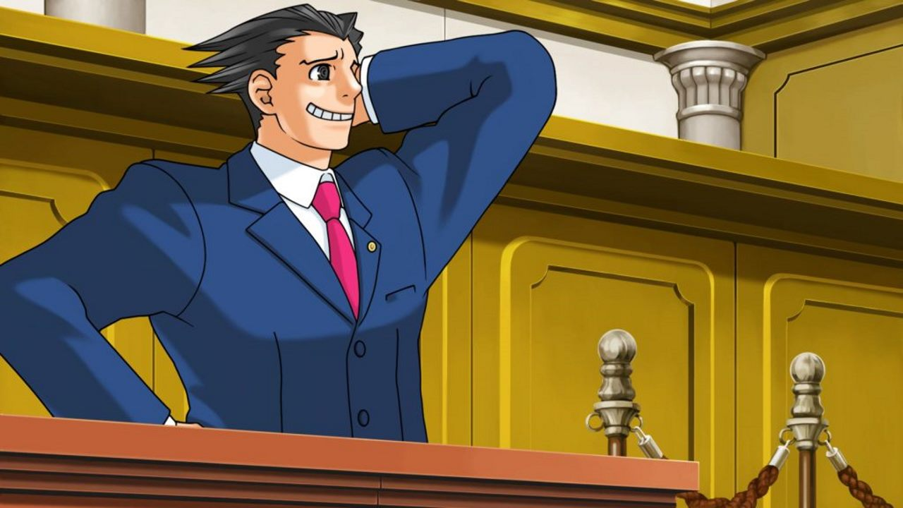Đánh giá Phoenix Wright: Ace Attorney Trilogy