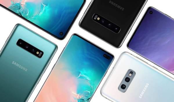 samsung galaxy s10 s10e 600x352 - Bán iPhone cũ cho Samsung với giá 200 USD bất kể tình trạng