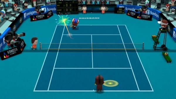 smoots world cup tennis screenshot 1 600x338 - Đánh giá game Smoots World Cup Tennis
