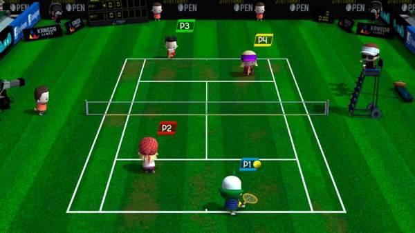 smoots world cup tennis screenshot 3 600x338 - Đánh giá game Smoots World Cup Tennis