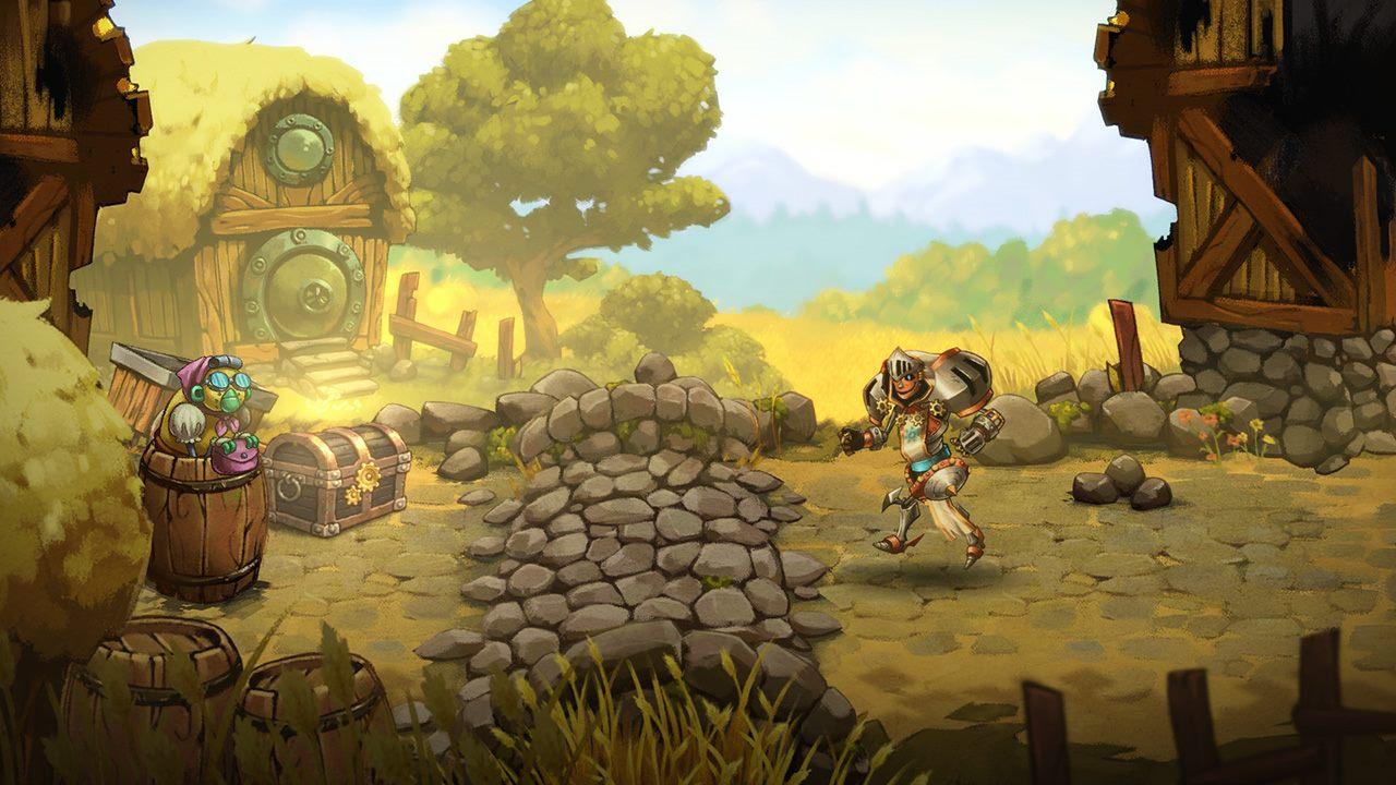 Đánh giá SteamWorld Quest: Hand of Gilgamech