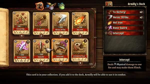 steamworld quest hand of gilgamech switch screenshot 2 600x338 - Đánh giá game SteamWorld Quest: Hand of Gilgamech