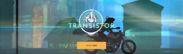 transistor free epic games store 3 600x177 - Đang miễn phí game hành động nhập vai Transistor