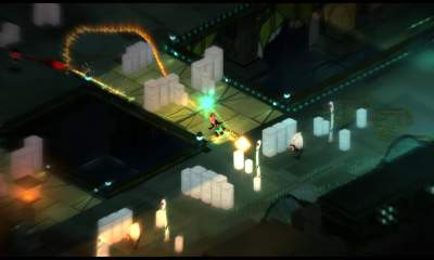 Transistor free Epic Games Store