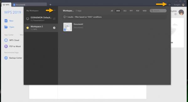 2019 05 01 15 44 33 600x325 - WPS Office 2019: Bộ ứng dụng văn phòng tuyệt vời cho Windows 10