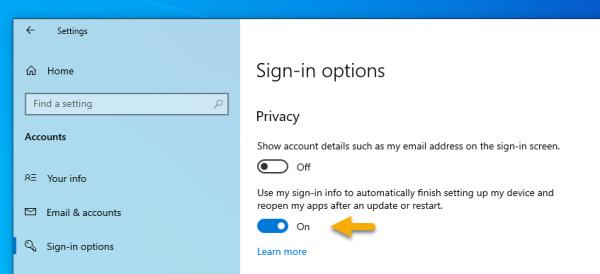 """2019 05 09 15 28 22 600x274 - Làm gì khi gặp lỗi """"Your Start menu isn't working..."""" khi mở trình đơn Start Windows 10"""