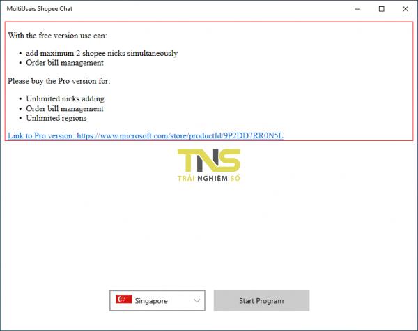 2019 05 11 16 10 43 600x474 - Trò chuyện, theo dõi đơn bán hàng của nhiều tài khoản Shopee trên Windows 10