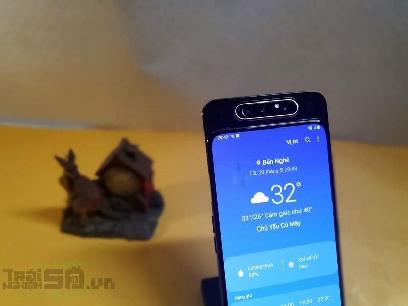 20190528 205043 800x600 - Trên tay Samsung Galaxy A80 tại Việt Nam