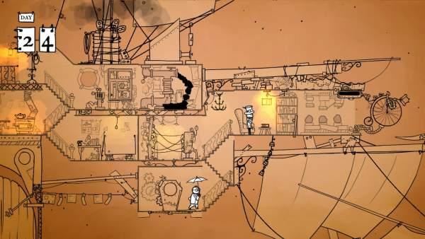 39 days to mars switch screenshot 1 600x338 - Đánh giá game 39 Days to Mars phiên bản Switch