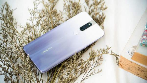 4 600x338 - OPPO F11 Pro màu Xám tinh vân ra mắt tại Việt Nam