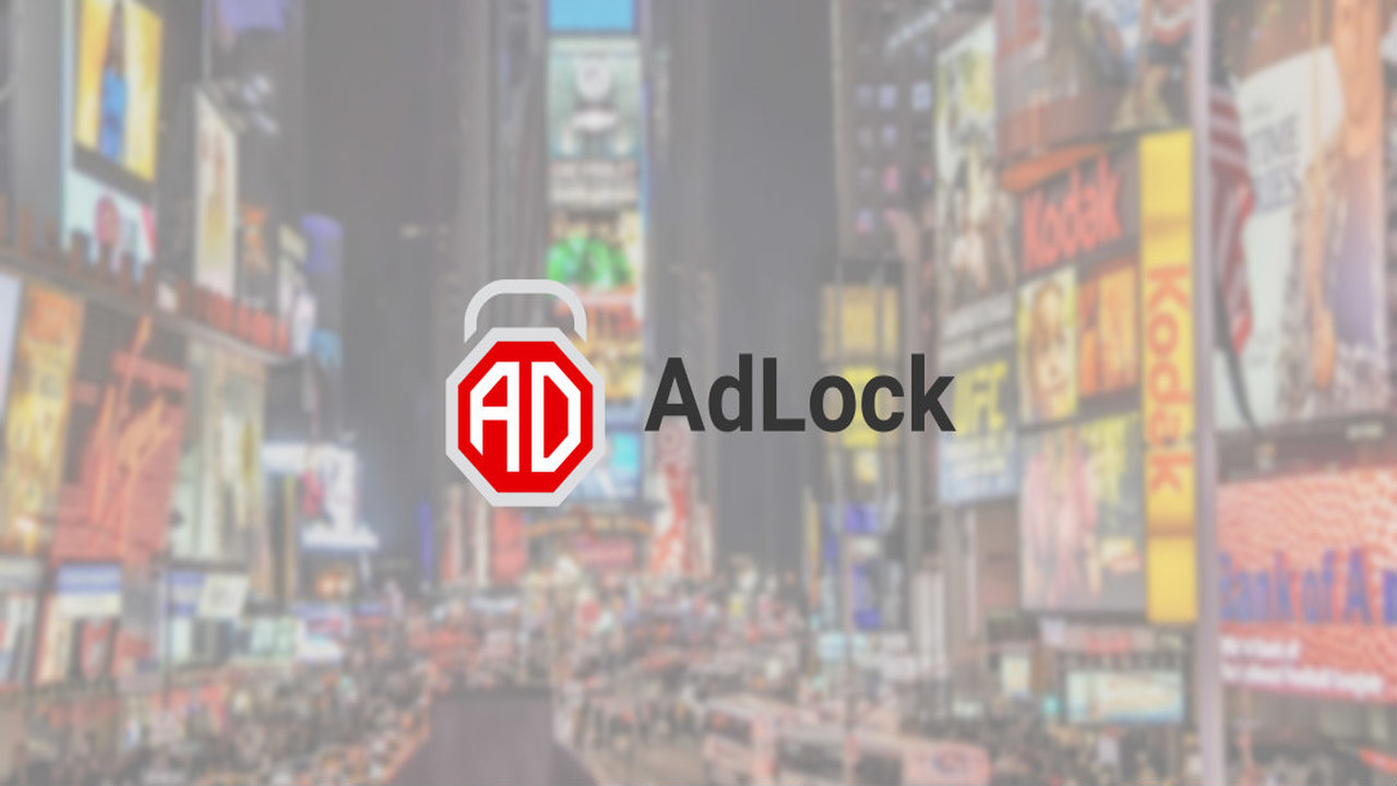 AdLock ad blocker: Trình chặn quảng cáo có khả năng đề kháng
