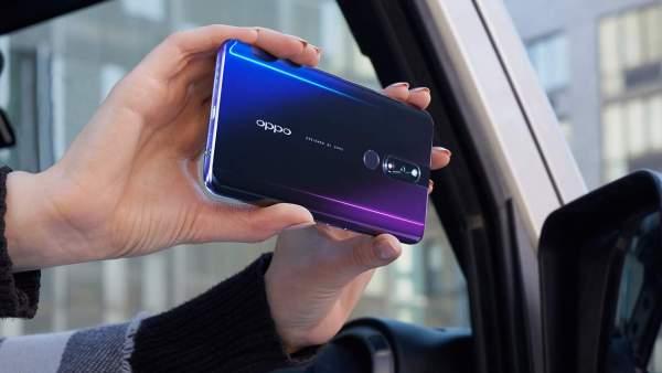F11 Pro Black 3 600x338 - OPPO ra mắt F11 Pro 128GB, giá không đổi