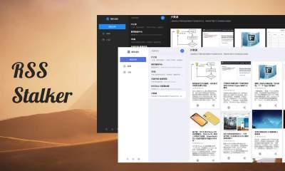 RSS Stalker featured 1 400x240 - Đọc tin tức RSS trên Windows 10 và đồng bộ vào OneDrive
