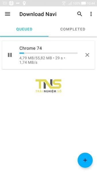 Screenshot 20190502 104447 338x600 - Download Navi: Trình download miễn phí cho Android, Android TV, Chrome OS