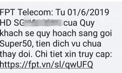 Screenshot 20190523 103415 400x240 - FPT Telecom tự ý chuyển gói cước khiến khách hàng bức xúc