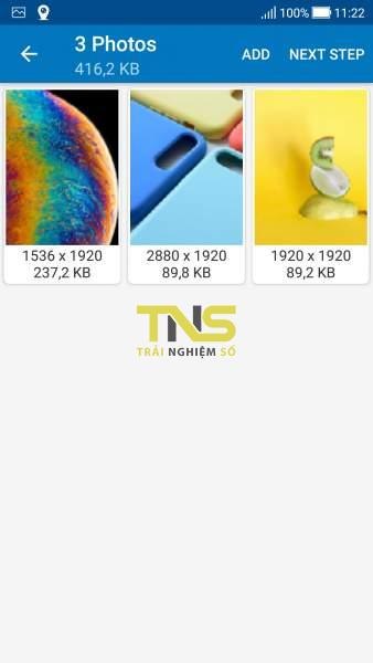 Screenshot 20190531 112246 338x600 - iPro: Nén, giảm dung lượng, kích thước,… cho hình ảnh trên Android