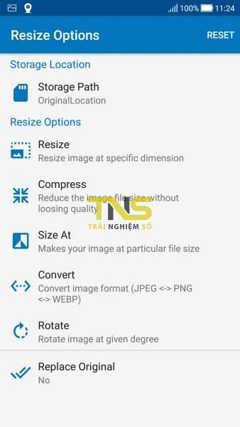 Screenshot 20190531 112422 338x600 - iPro: Nén, giảm dung lượng, kích thước,… cho hình ảnh trên Android