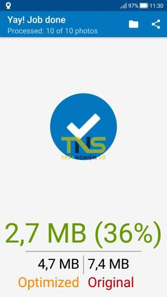 Screenshot 20190531 113029 338x600 - iPro: Nén, giảm dung lượng, kích thước,… cho hình ảnh trên Android