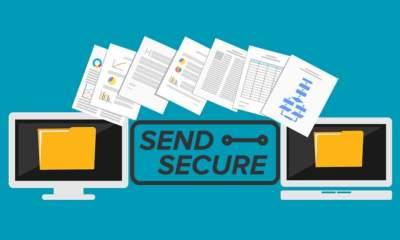 Send Secure featured 400x240 - Dùng Send Secure chia sẻ file tức thời theo dạng mạng ngang hàng