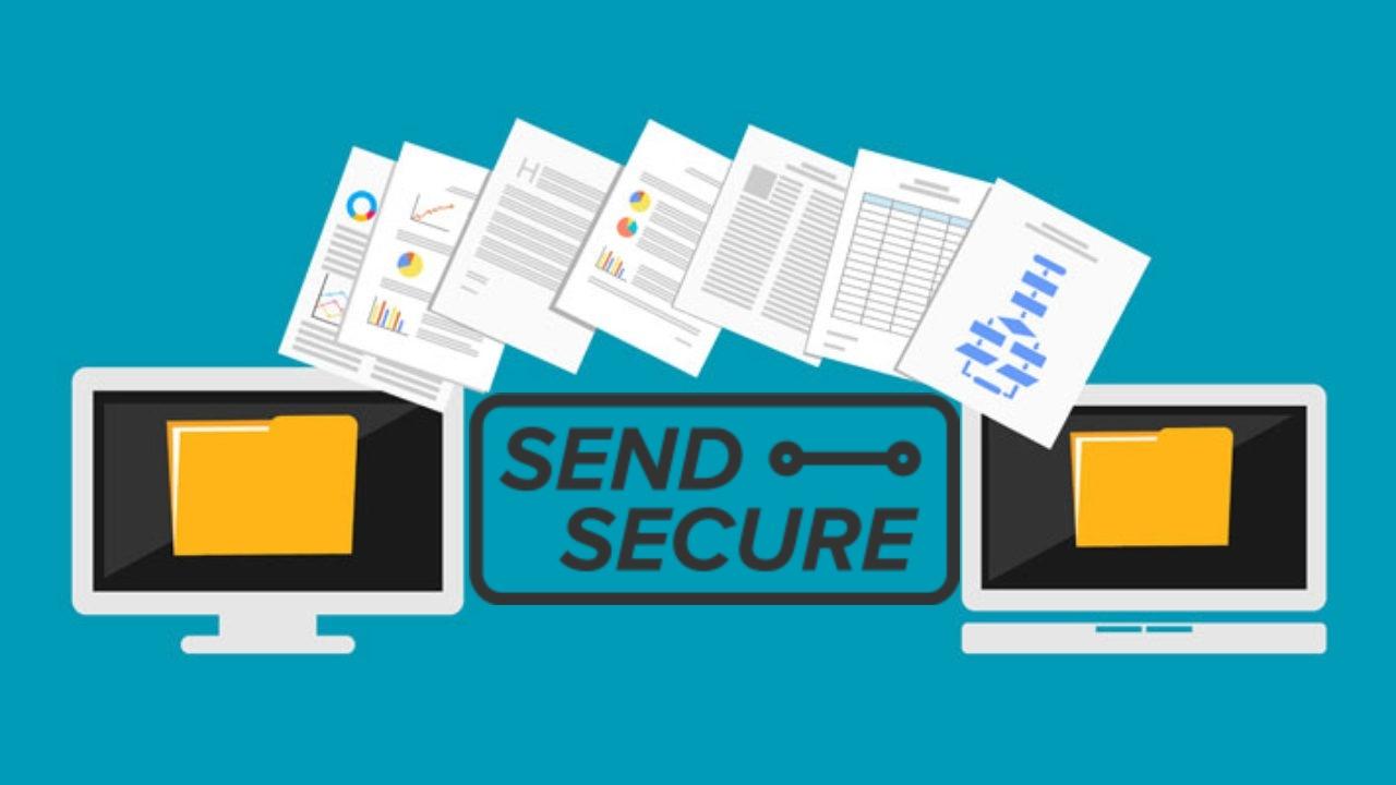 Send Secure featured - Dùng Send Secure chia sẻ file tức thời theo dạng mạng ngang hàng