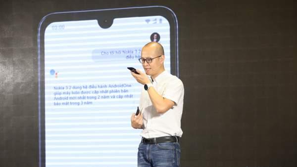 THU 5397 600x338 - Nokia 3.2 ra mắt: màn hình lớn, pin 2 ngày, giá khởi điểm 3 triệu đồng