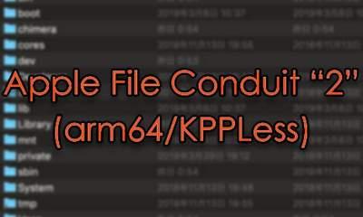 afc2 featured 400x240 - Đã có AFC2, giúp truy cập toàn bộ file hệ thống iOS từ PC