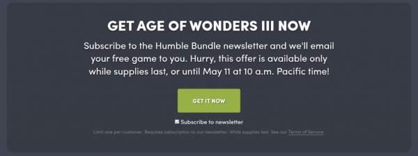 age of wonders iii free humble bundle 600x225 - Đang miễn phí game chiến thuật theo lượt Age of Wonders III cực hay