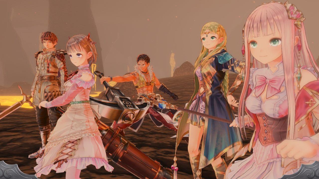 Đánh giá Atelier Lulua: The Scion of Arland