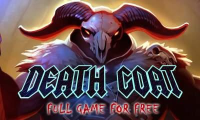death goat featured 400x240 - Đang miễn phí tựa game Death Goat, mời bạn tải về