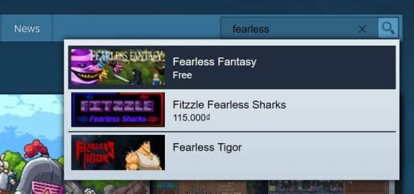 fearless fantasy free steam 600x282 - Đang miễn phí game nhập vai độc đáo Fearless Fantasy