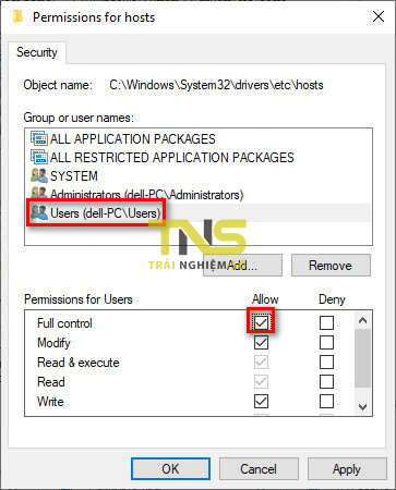 hosts file 2 - Cách chặn một trang web trên Microsoft Edge