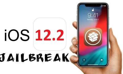 ios 12 2 jailbreak featured 400x240 - iOS 12.1.3 - iOS 12.2 đã bị jailbreak